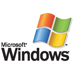 Microsoft Windows logo vector