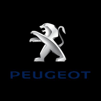Peugeot 3D logo vector