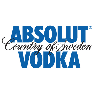 Absolut vodka logo vector in .EPS format