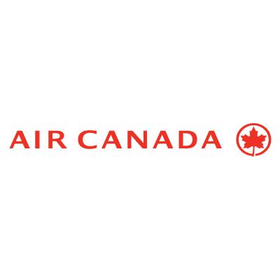 Air Canada logo vector in .EPS vector format