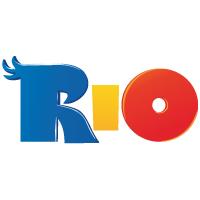 Angry Birds Rio logo vector