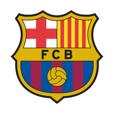 Barcelona FC logo vector download