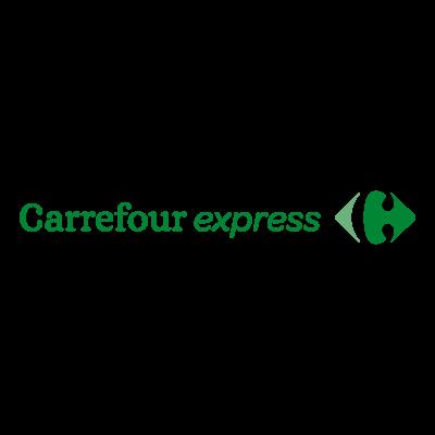 Carrefour Express Logo Vector Download Logo Carrefour