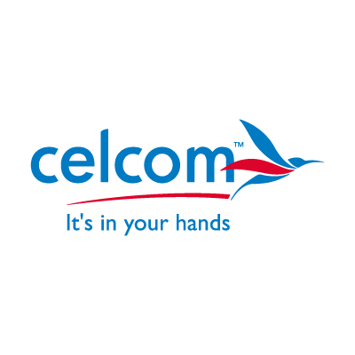 Celcom vector logo free download
