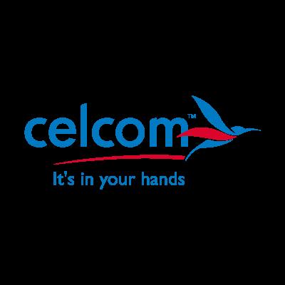 Celcom logo vector