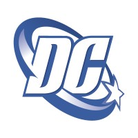 DC Comics logo vector in .AI format