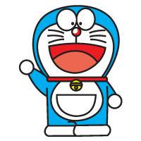 Doraemon logo vector