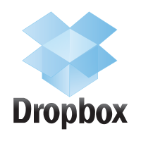 Dropbox logo (.EPS) vector