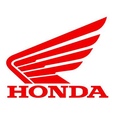 Honda Bike logo vector