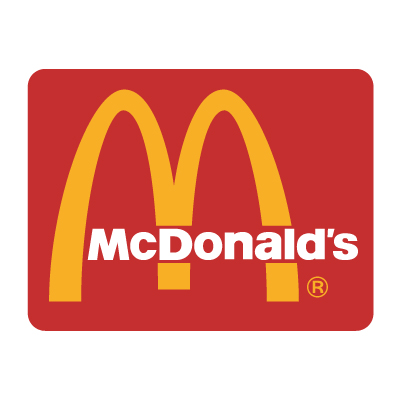 McDonald's logo vector download free