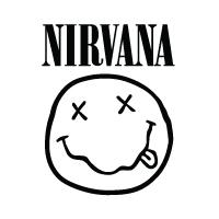 Nirvana logo vector