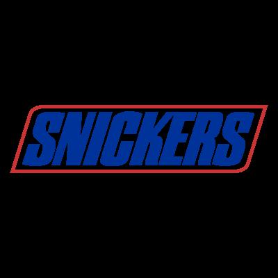 Snickers logo vector