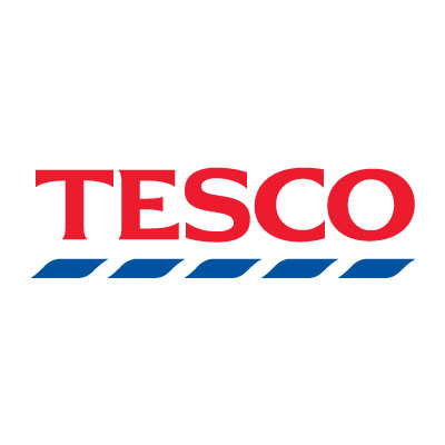 Tesco logo vector in .EPS format