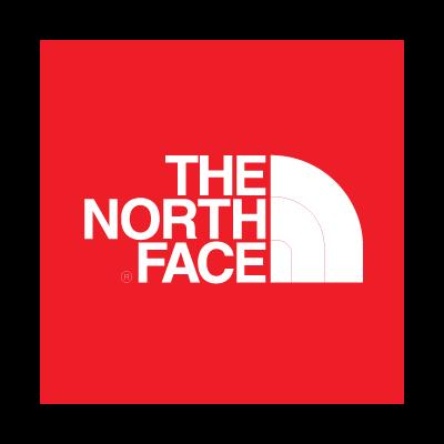The North Face logo vector