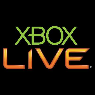 XBOX Live logo vector