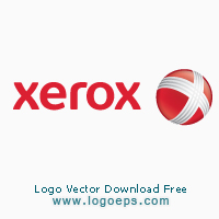 Xerox new logo vector