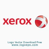 Xerox new logo vector