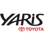 Toyota Yaris logo vector