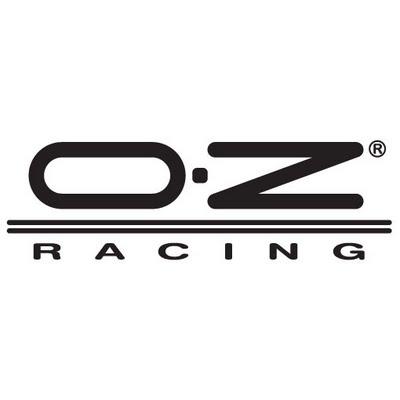 OZ racing logo vector preview