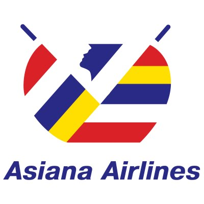 Asiana Airlines logo vector preview