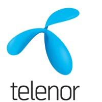 Telenor logo vector