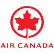 Air canada logo vector