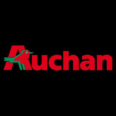 Auchan logo vector