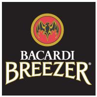 Bacardi breezer logo vector free