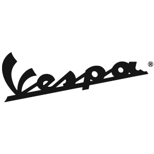 Vespa logo Adobe illustrator (eps) preview