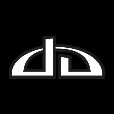 DeviantART Black logo vector
