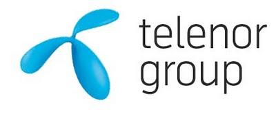 Telenor Group logo vector