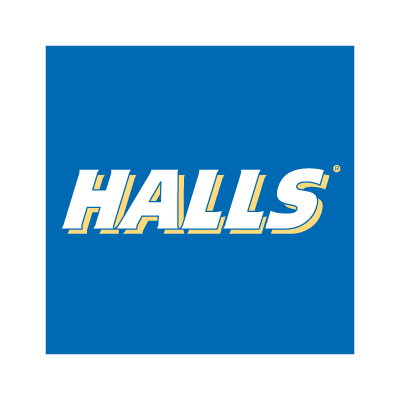 Halls logo vector