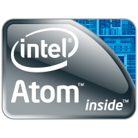 Intel Atom vector logo