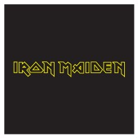 Iron Maiden logo vector in .EPS format