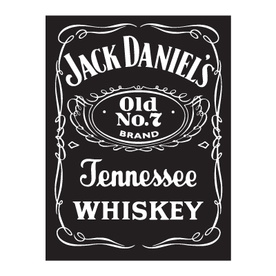 Jack Daniel logo vector in .EPS format