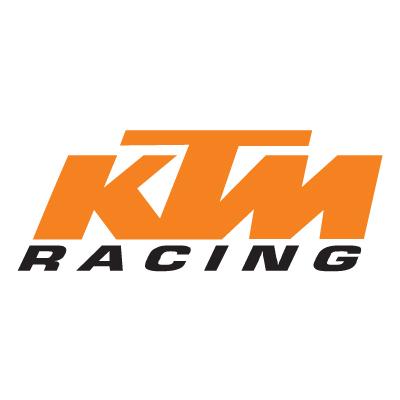 KTM Racing logo vector
