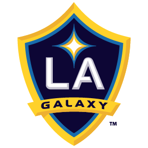 LA Galaxy logo vector