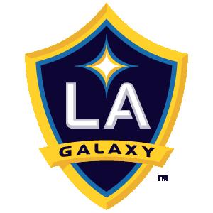 LA Galaxy logo vector
