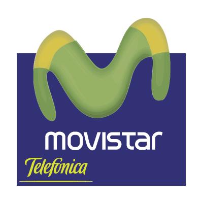 Movistar logo vector, logo Movistar in .EPS, .AI format