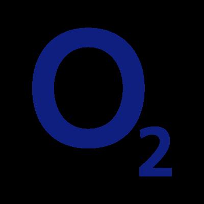 O2 logo vector