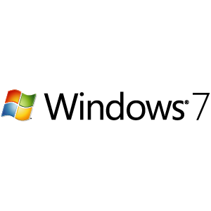 Windows 7 logo vector free download