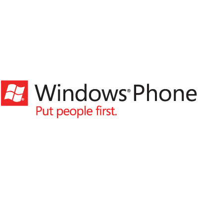 Windows Phone logo vectordownload