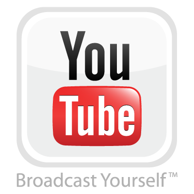 Youtube Button vector free