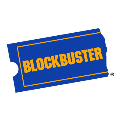Blockbuster Logo Vector Download Logo Blockbuster Vector