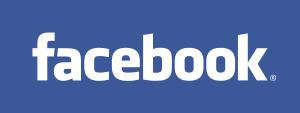 Facebook logo present