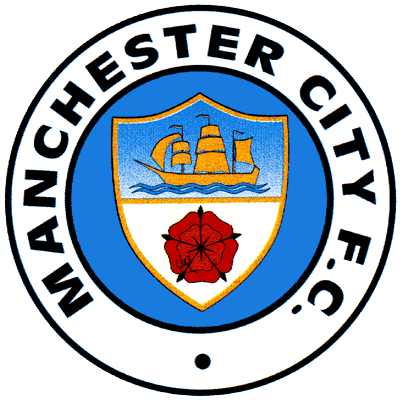 Old manchester city logo