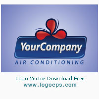 air-conditioning-custom-logo