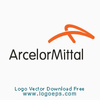 ArcelorMittal logo, logo of ArcelorMittal, download ArcelorMittal logo, ArcelorMittal, vector logo