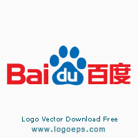 Baidu logo, logo of Baidu, download Baidu logo, Baidu, vector logo