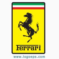 Ferrari logo, logo of Ferrari, download Ferrari logo, Ferrari, vector logo